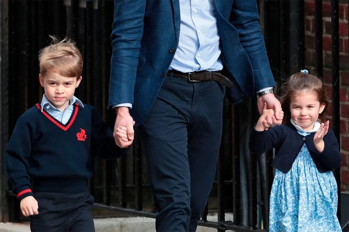 喬治王子兄妹能夠擁有優秀穩定表現,專家:威廉夫婦獨創的這個教育法功不可沒!