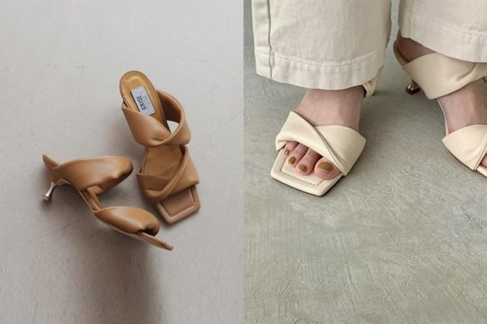 日本女生不想說:被上班族偷藏起來,平價版 BV 裸色美鞋!
