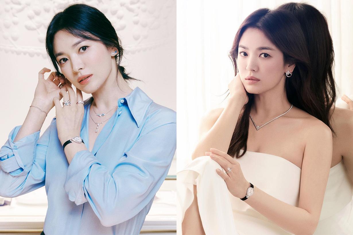 Song Hye Kyo Instagram post feed price Fendi Chaumet Sulwhasoo MICHAA Brand Ambassador Korean idols celebrities actresses Jang Ki Yong Now, We Are Breaking Up