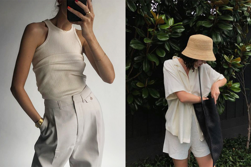 minimal summer outfit ideas
