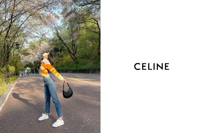 Lisa 私底下也背出門:近期大愛 Celine 手袋,毫無疑問是這一枚!