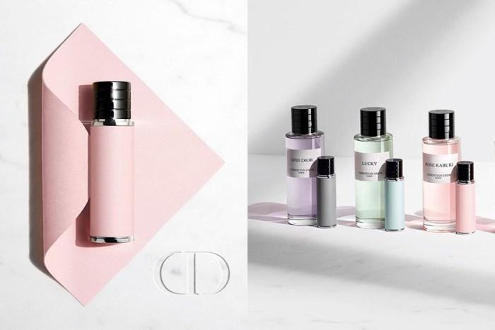 把最喜愛的香味帶在身邊:Dior 推出迷你香水瓶,時髦女生的手袋必備!