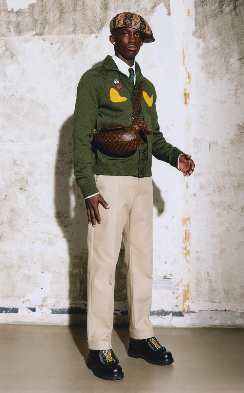 Louis Vuitton x Nigo lv² men Spring Summer 2022 Lookbook