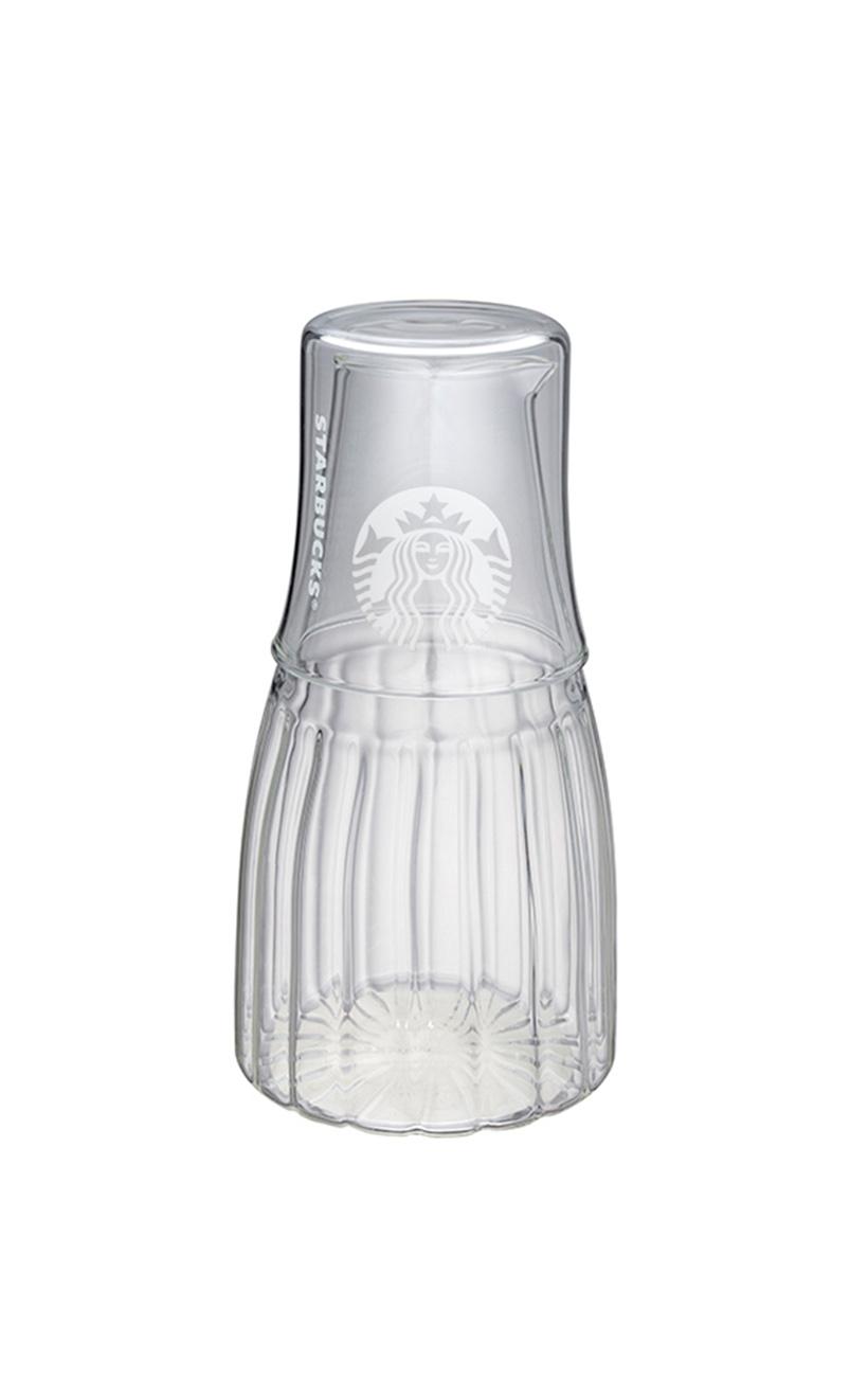 Starbucks 2021 summer new milk Cup Glass