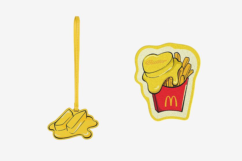 BTS X McDonalds Collaboration Merch Melting Collection