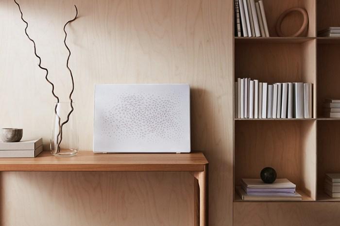 是音響也是最美的居家擺設:IKEA 再度聯名 Sonos 打造如藝術品的 WiFi 音響!
