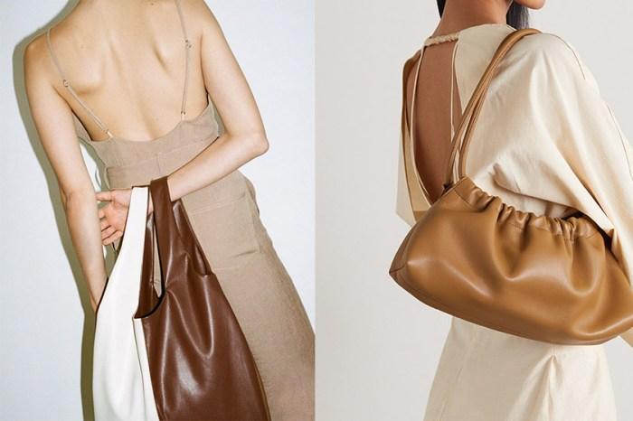 時髦女生最愛極簡品牌:Nanushka 新上架這款手袋,優雅俐落的天生缺貨相!
