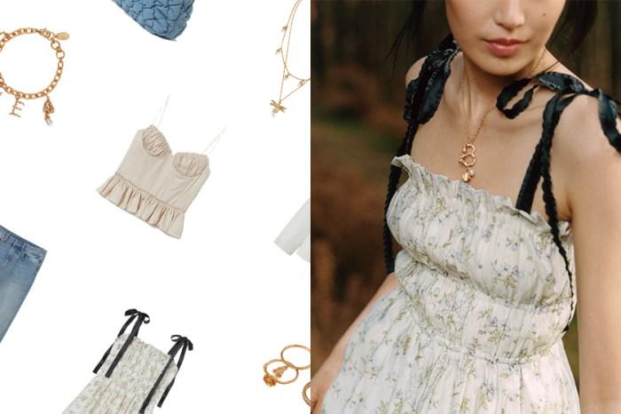 加州的熱情氛圍:H&M x Brock Collection 聯名系列登場,從連身裙到飾品都很迷人!