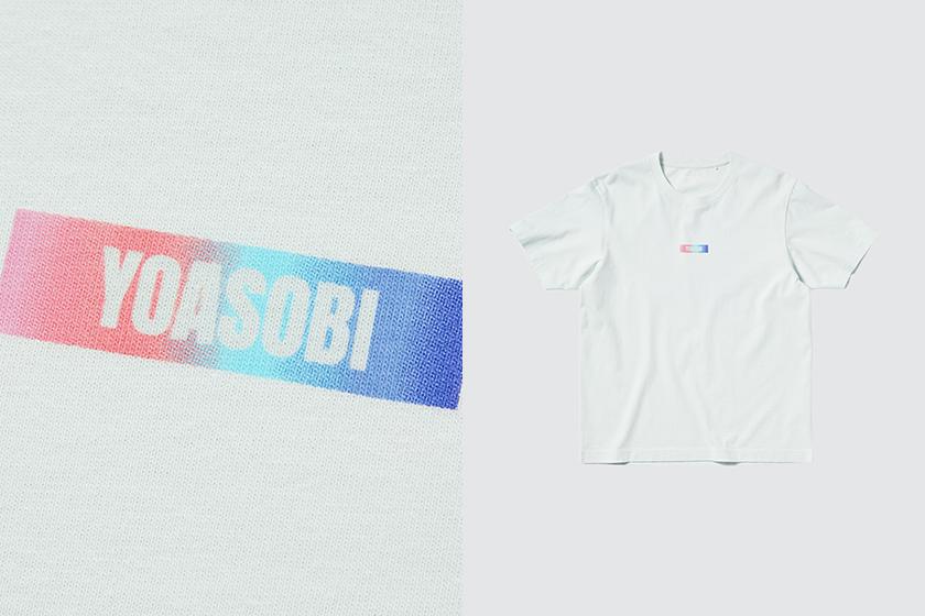 Uniqlo UT x YOASOBI T-shirt