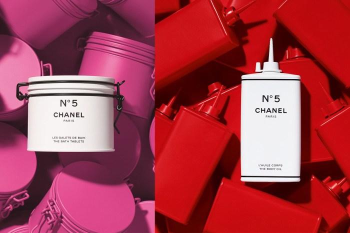 N°5 香水 100 週年!Chanel 特別開設 Factory 5 香水工廠期間限定店