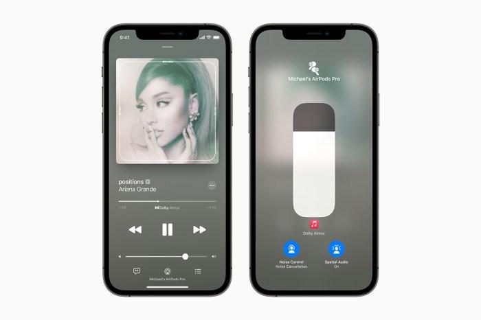 Apple 帶來杜比全景聲音效!隨身擁有專業級的音樂享受