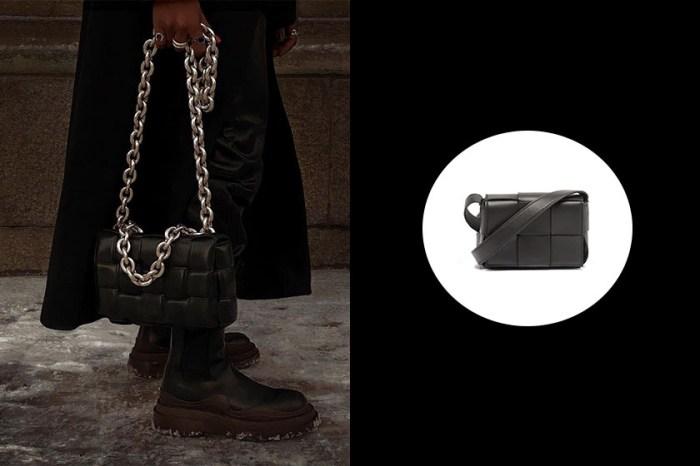 Bottega Veneta 人氣 Cassette Bag,全新推出迷你尺寸!