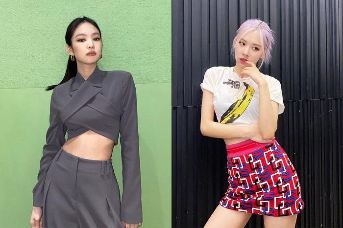 BLACKPINK Jennie、Rosé 現身美國買嬰兒衣服被外媒質疑懷孕,引起粉絲強烈不滿!