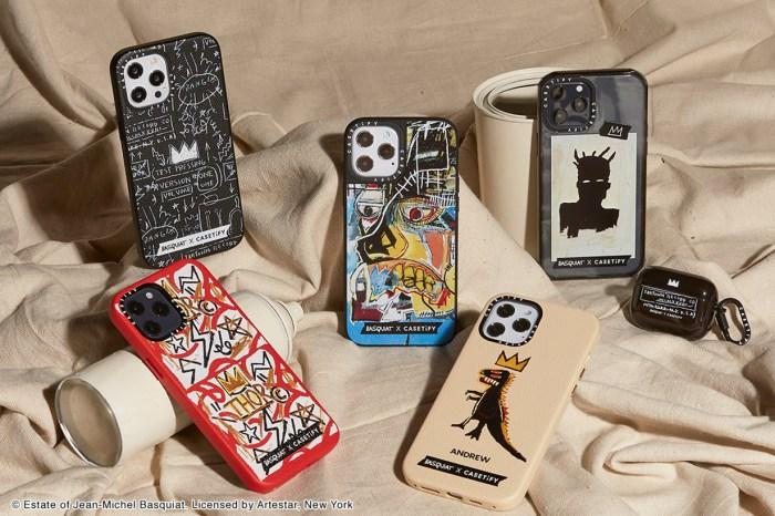 CASETiFY 與紐約著名藝術家 Jean-Michel Basquiat 合作,推出最有藝術感的 iPhone Case!