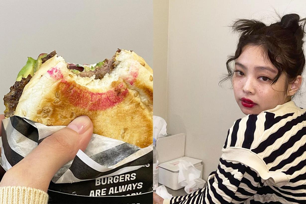BLACKPINK Jennie Downtowner Burger Korea Seoul Super Junior EunHyuk avocado burger korean snacks shake shack