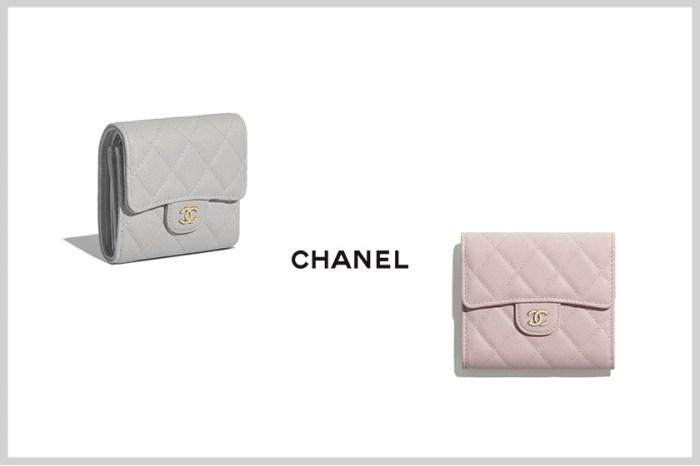 入門首選:CHANEL 經典菱格紋短夾,你知道原來有分 2 種款式嗎?