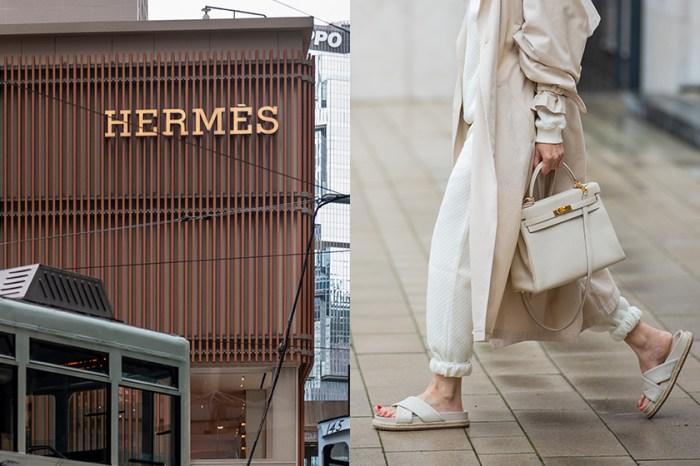 Hermès 一口氣曝光 3 款全新手袋,被稱為最平價 Birkin Bag!