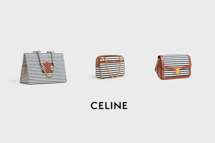 本季潛力款:若要挑一款美包,CELINE 經典手袋換上新衣!