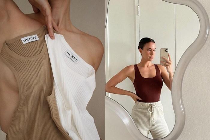 極簡女生塞爆衣櫃:超美運動服、針織背心,都來自這家澳洲小眾品牌!