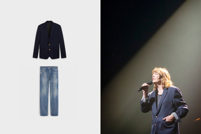 西外+牛仔褲:Jane Birkin 74 歲了,仍穿出年輕女生也默默收藏的 Look!