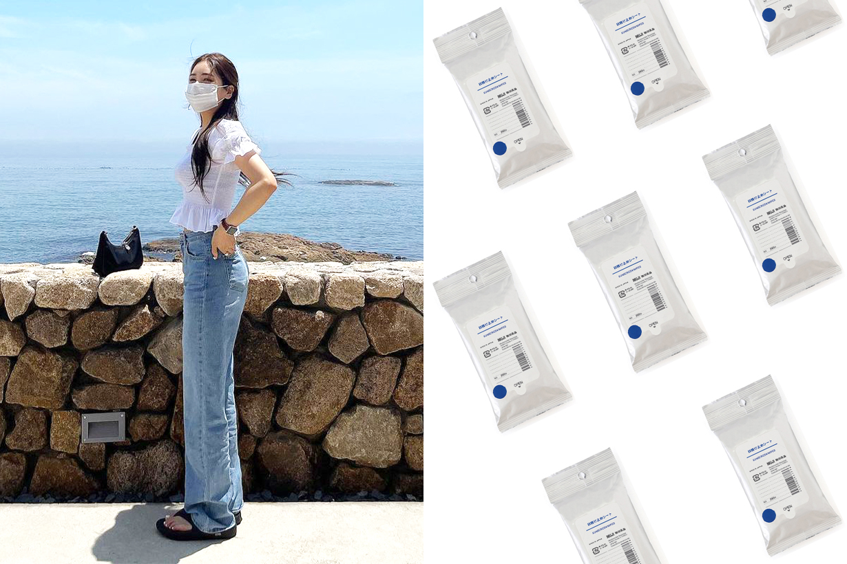 Japan Muji sunscreen sheets Outdoor spray SPF33 PA +++  Sunblock skincare summer skincare tips