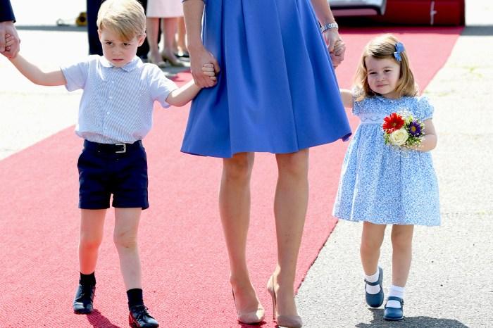 媽媽們的共同煩惱嗎?凱特王妃透露,3 個孩子竟然要求她停止這行為!