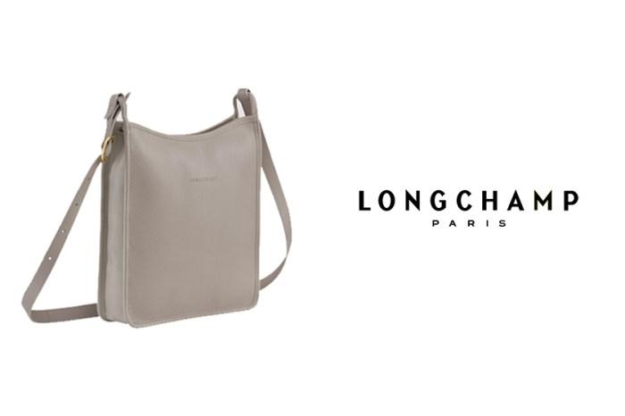 隱藏熱賣款式:Longchamp 這款手袋絕對能接捧成為人氣單品!