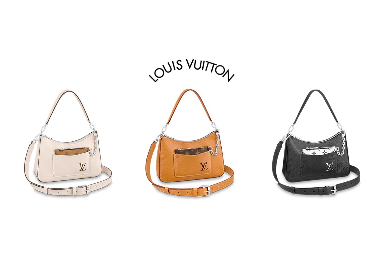 louia vuitton marelle handbags small monogram multi ways