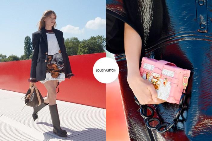 Louis Vuitton 早春新手袋 10+:生力軍 Bundle Bag 之外,新鎖鍊也可愛!