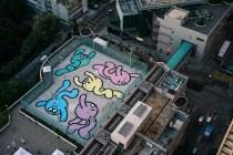 又一個打卡熱點!Nike x James Jarvis 合作於香港開設了Nike Grind 特色籃球場