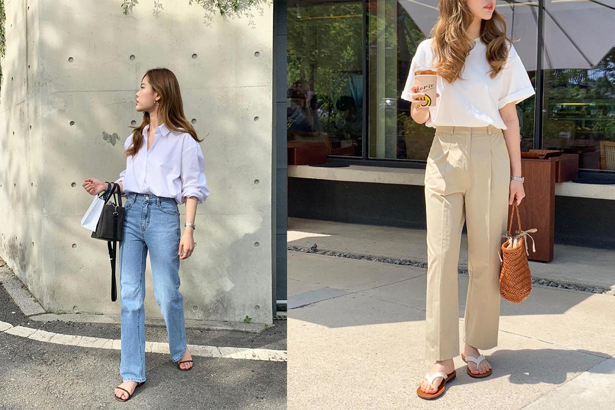 Korean blogger outfits ideas