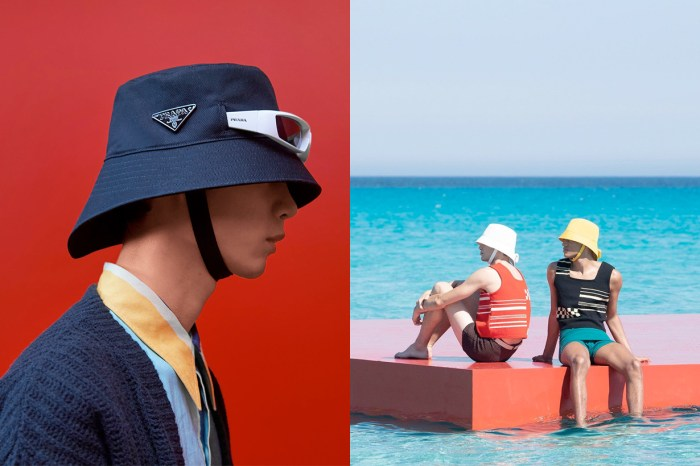 Prada 2022 春夏男裝秀,為什麼大家都在看背面?