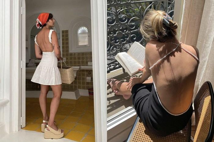 沒人敢跟它搶第一:Backless Dresse,本季時髦女生最無法抗拒!