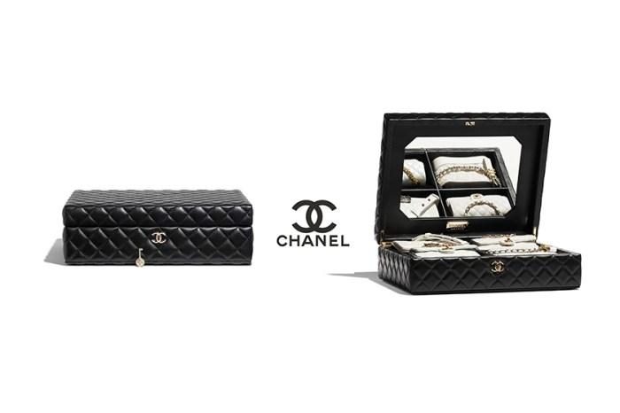 夢想成真:CHANEL 手袋禮箱推白色款,一次 4 枚經典迷你包!
