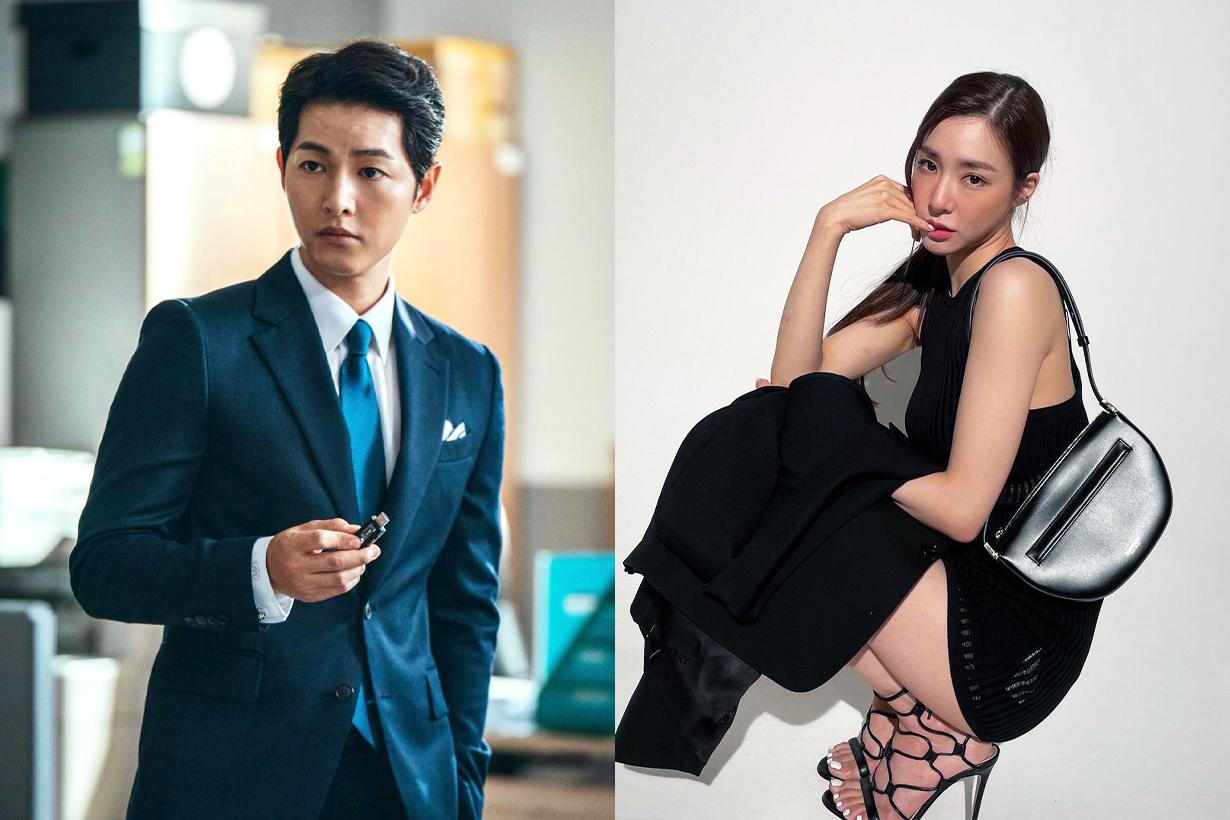Tiffany Young Song Joong Ki JTBC Chaebol Family's Youngest Son Korean Drama Debut Korean idols celebrities singers actors actresses