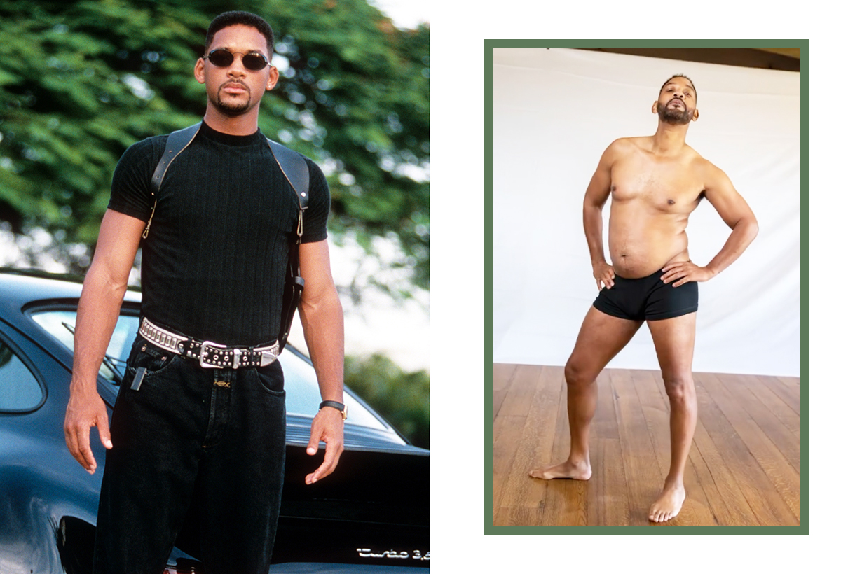 Will Smith Gain weight Belly fat lose weight keep fit fitness tips weight control exercises gym workout yoga celebrities keep fit tips Covid-19 coronavirus pandemic home quarantine