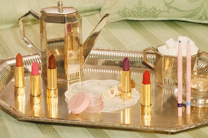 夢幻的 Gucci 彩妝再添新系列:薄紗唇膏、琉光指甲油、防水眉筆該怎麼選?