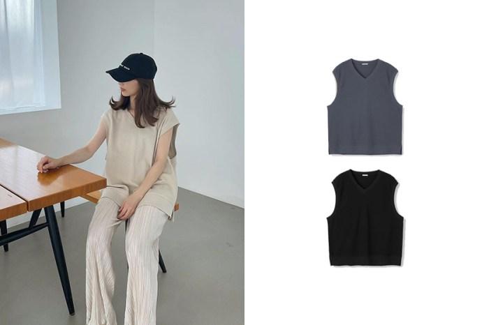 夏日平價穿搭好物:藏在 GU 男裝區這件背心,意外被日本女生熱愛!