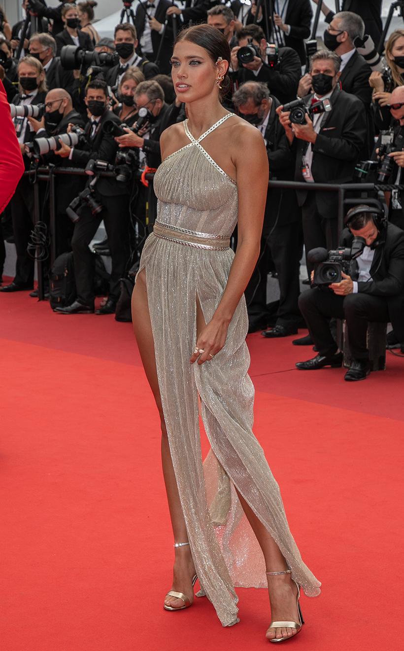 2021 Cannes Film Festival Red Carpet