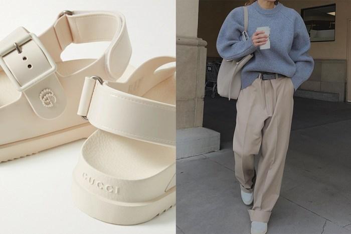 2021 上半年時尚報告出爐,Gucci、Nike 這兩雙鞋履成為最多人搜尋單品!