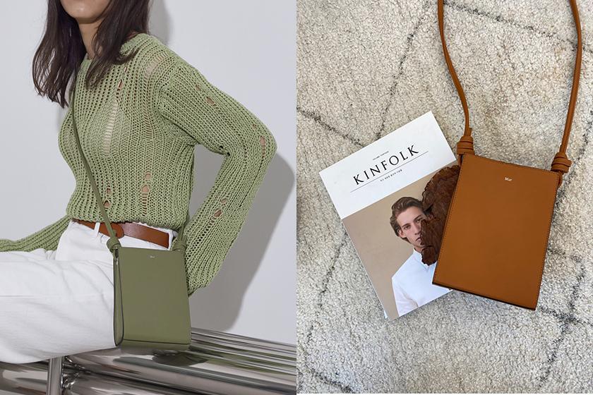 Mur Vegan Leather Korean Indie Handbags Brand