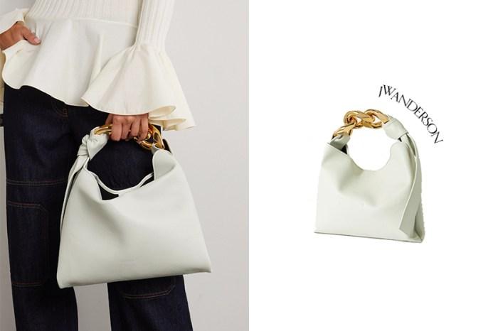 上班族女生已鎖定:JW Anderson 鎖鏈系列還有這款遺珠手袋!