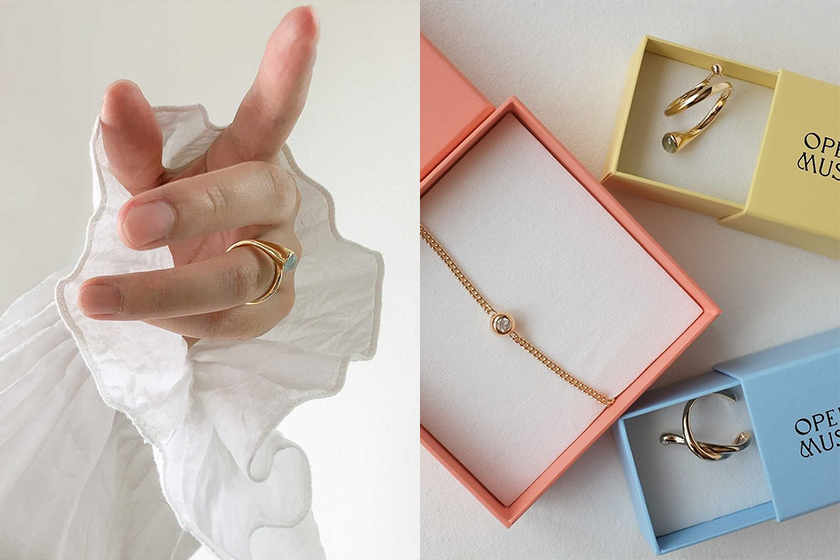 Open on Museum Indie Jewelry Thai brand