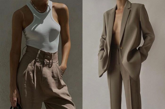質感穿搭的小秘訣藏在這:被時髦女生愛用的極簡品牌 Frankie Shop!