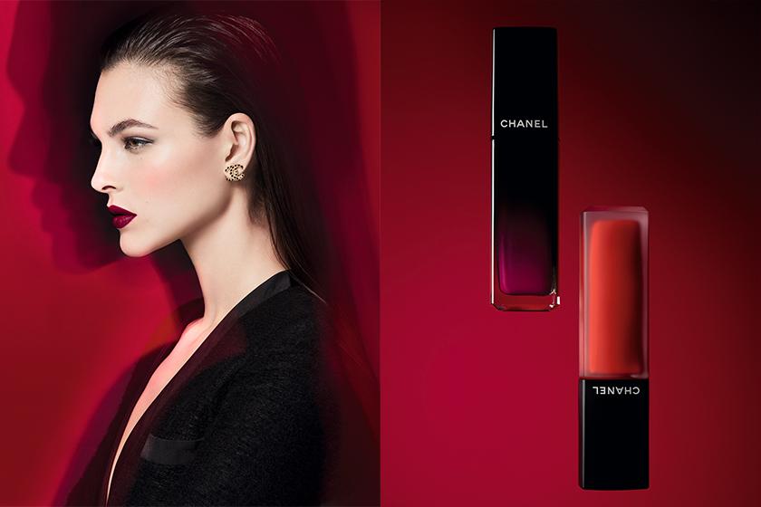 Chanel Ink Fusion Ultrawear Intense Matte Ultrawear shine liquid lip New colour