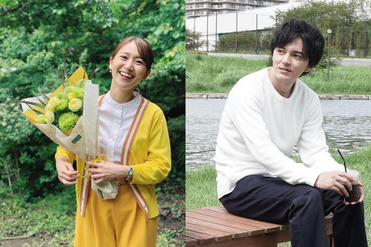 Hayashi KentoOshima Yuko get married Japan Star News