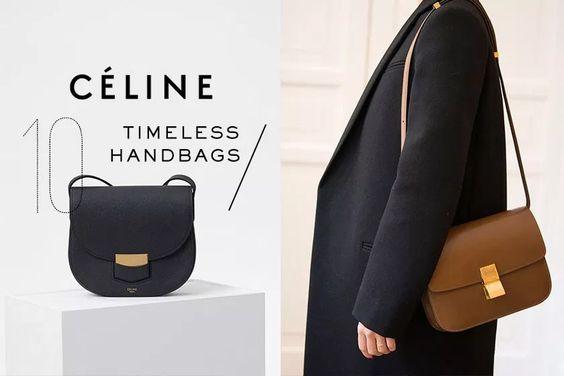 Old Céline 式簡約美學由她一手打造,盤點 Phoebe Philo 年代下 10 個 Céline 經典手袋!