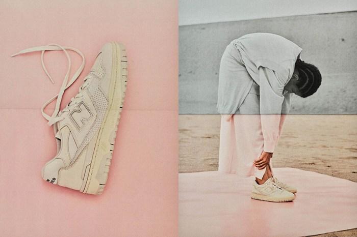 有種個性美:Auralee x New Balance 復古波鞋,發售日期公開!