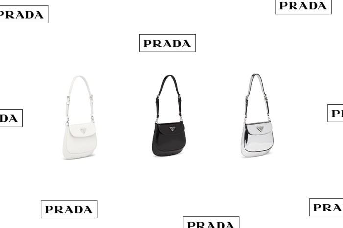 更可愛的迷你包:Prada Mini Cleo 全新登場,又將成下一枚爆款!
