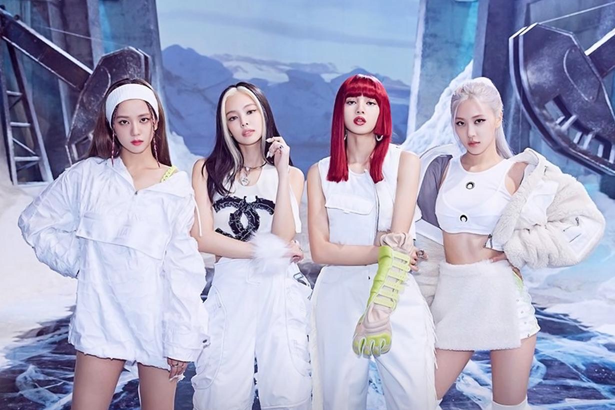 BLACKPINK Jennie Lisa Jisoo Rose BC Card Credit Card Korean idols celebrities singers girl bands